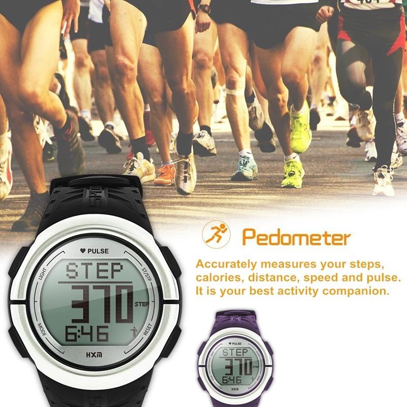 pedometer sports watch