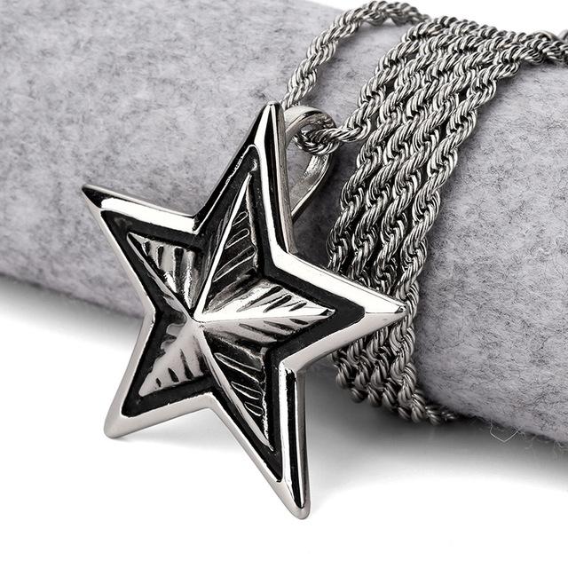 Punk Judaism Jewish Men Women Charm jewelry