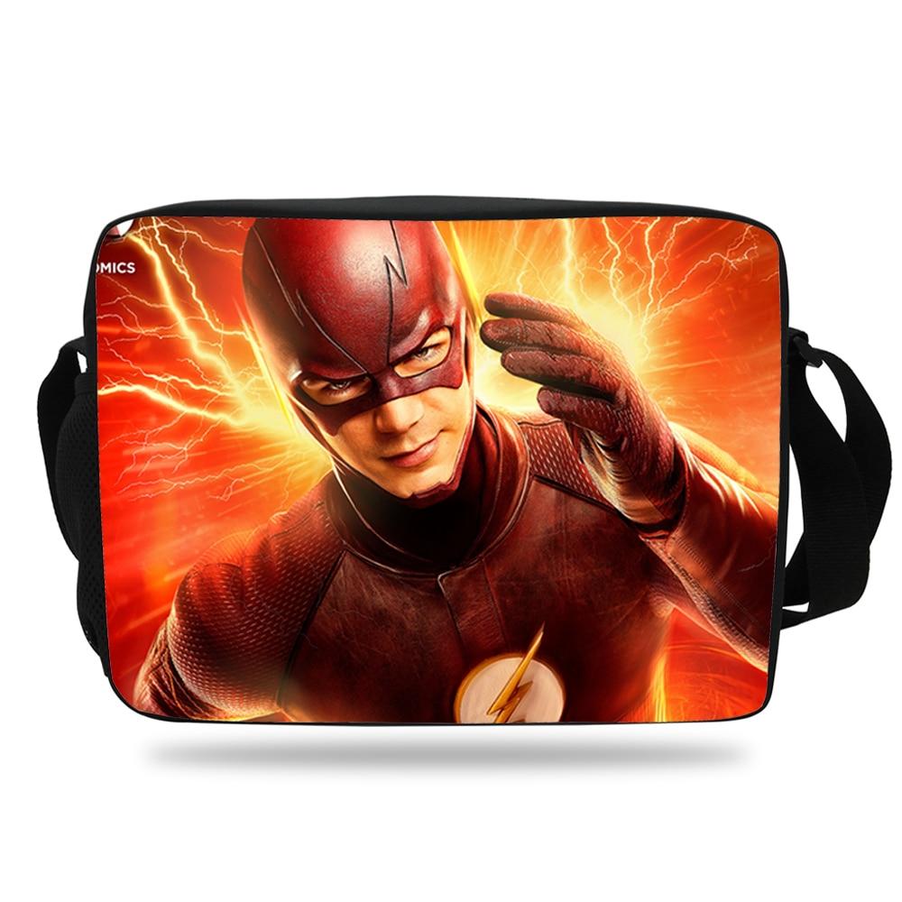 Dc Comics Superhero Girls Messenger Bag