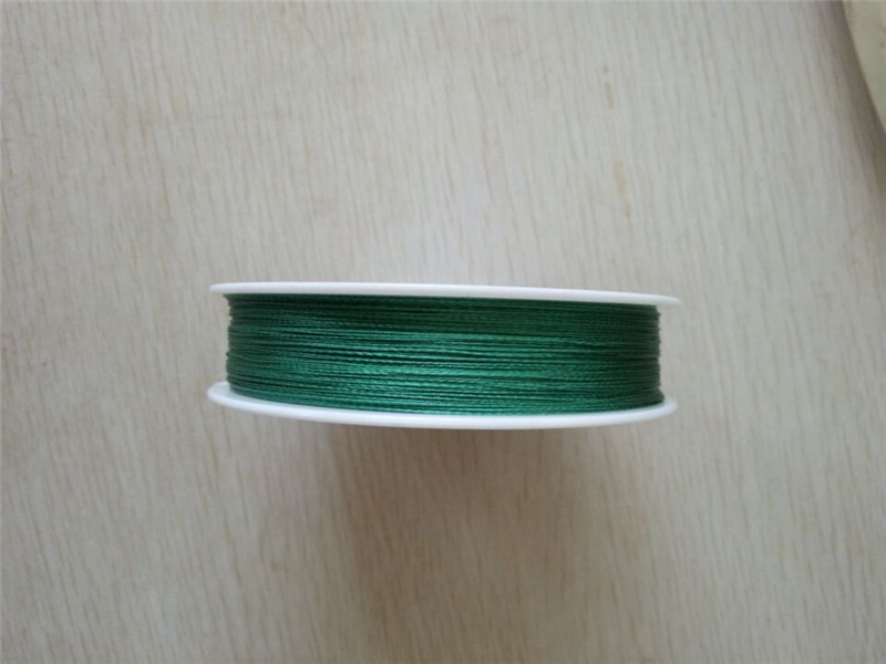 Brand Quality 8 Strands PE Braided Fishing Line 100M Quick Sinking Anti-bite Fishing Wire Multifilament PE Line for Sea Fishing (1)