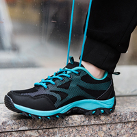 Athletic Hiking Shoes Large Size 36 47 Men Women Climbing Sneakers Anti Slippery Outdoor Walking Shoes Couples Mountain Walking