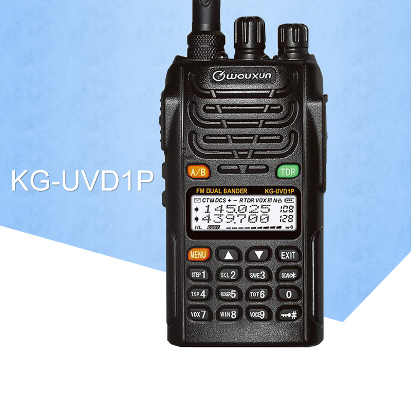 New Original KG-UVD1P Walkie Talkie VHF/UHF Dual Band 136.000-174.995MHz & 400.000-479.995MHz FM Transceiver Two Way RaidoNew Original KG-UVD1P Walkie Talkie VHF/UHF Dual Band 136.000-174.995MHz & 400.000-479.995MHz FM Transceiver Two Way Raido