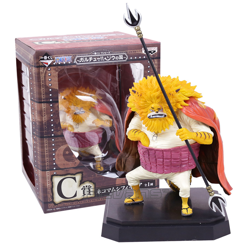 Anime One Piece New World Nekomamushi / The Duke of Dogs PVC Figure Collectible Model Toy anime one piece dracula mihawk model garage kit pvc action figure classic collection toy doll