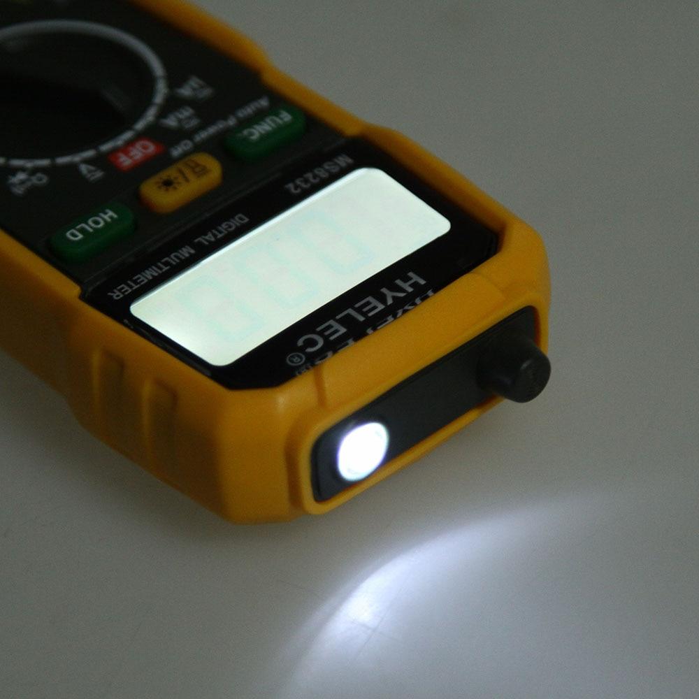 схема мультиметра dt-833h