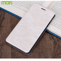 MOFI VINTAGE Xiaomi Redmi 3 Pro Full Flip Mobile Phone Leather Case With Card Slot Desk