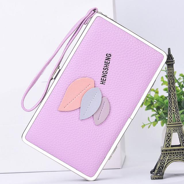 Long Wallet Women Purse Clutch Bags