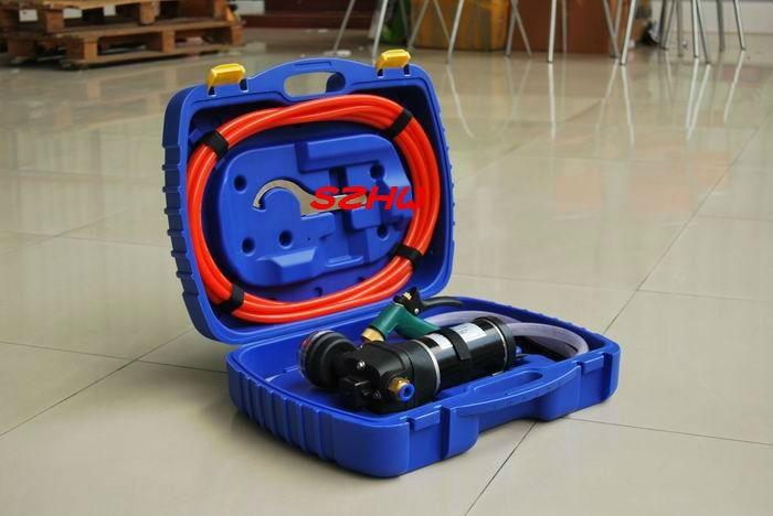 HKnoble DC12V pratique utilitaire véhicule Portable Machine à laver, brosse de nettoyage de voiture, Mobile DC voiture outil de lavage, livraison gratuite