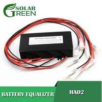 Power Supply HA02 Batteries Voltage Equalizer balancer Lead Acid Battery Connected parallel series 2 3.2 3.7 6 12 24 48 96 120 V