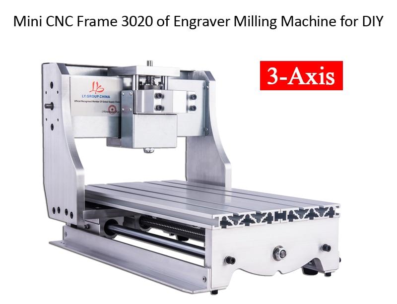 3020 CNC Frame 3axis (2)