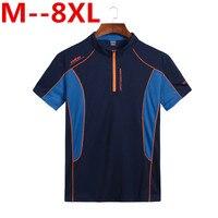 Plus size 10XL 8XL 6XL 5XL 4XL T Shirts Men Short Sleeve Funny Print Man T Shirt Free Shipping Mens tshirt Tops Big large size
