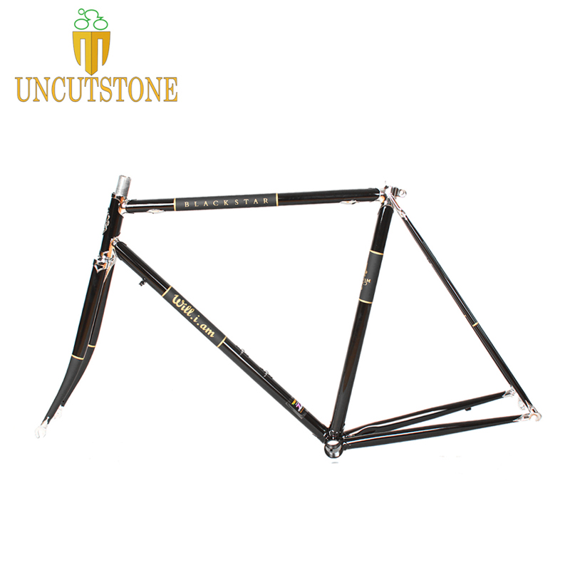 Road Bicycle Frame   49 Cm 50 Cm 52 Cm 54 Cm 58cm 4130 Chrome Molybdenum Frame Road Bike Frame Customized Color