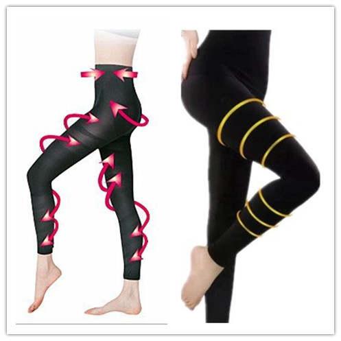4001182d8c placeholder Hot Shapers Pants For Women Shapewear Slimming Sauna Leg  Shaping Effect Slender Legs Massage Butt Lifter