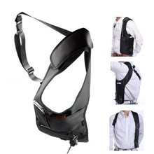 Armpit Bag with Adjustable Strap Anti-theft Portable Chest Bag