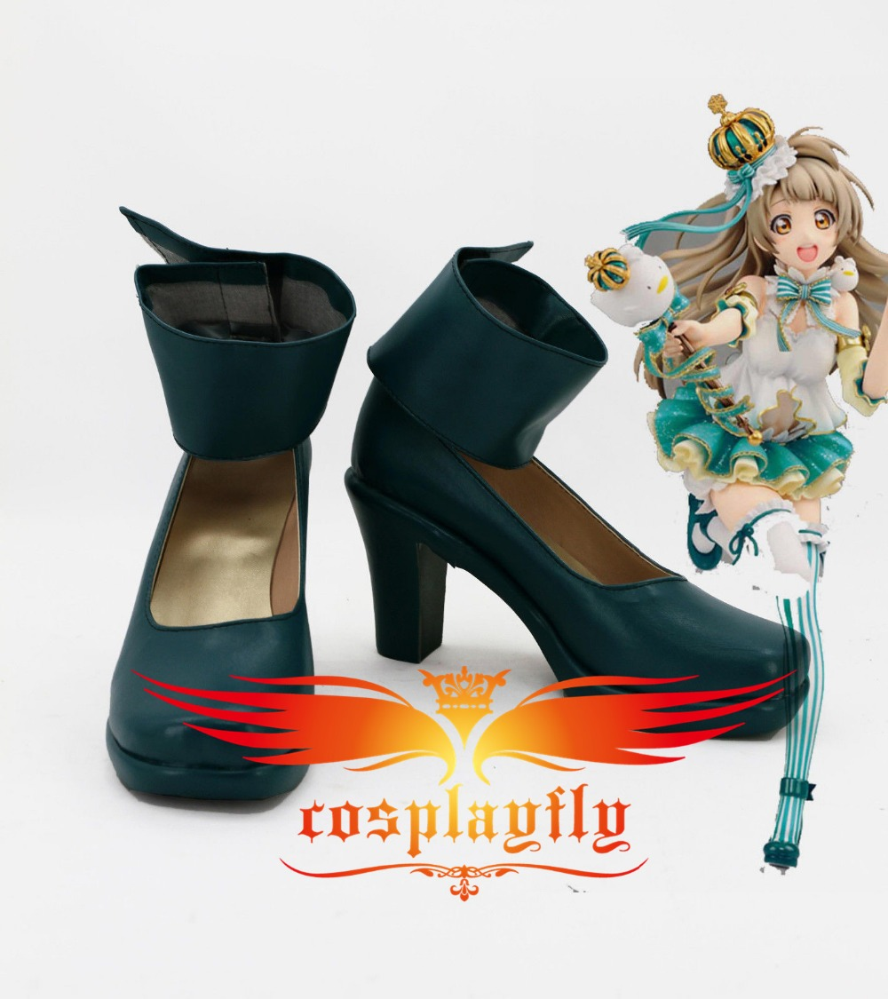 Love Live! Kotori Minami Cosplay Shoes UR Custom Made Any Size Adult Halloween Carnival Christmas