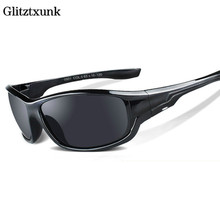Glitztxunk Polarized Sunglasses 2018 New Men Top Quality Sun Glasses for Brand Designer Luxury UV400 Outdoor Sport Eyewear