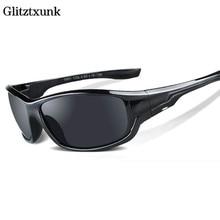 Glitztxunk Polarized Sunglasses 2018 New Men Top Quality Sun