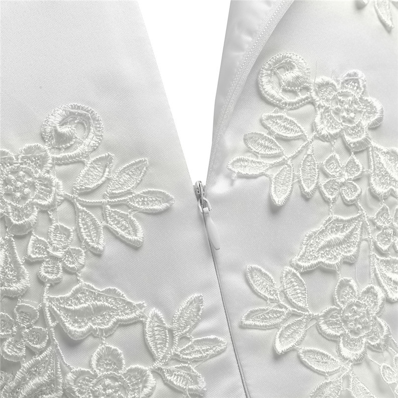Платья для первого причастия белого и цвета слоновой кости водорастворимые кружевные праздничные Платья с цветочным узором для маленьких девочек, свадебные и вечерние платья