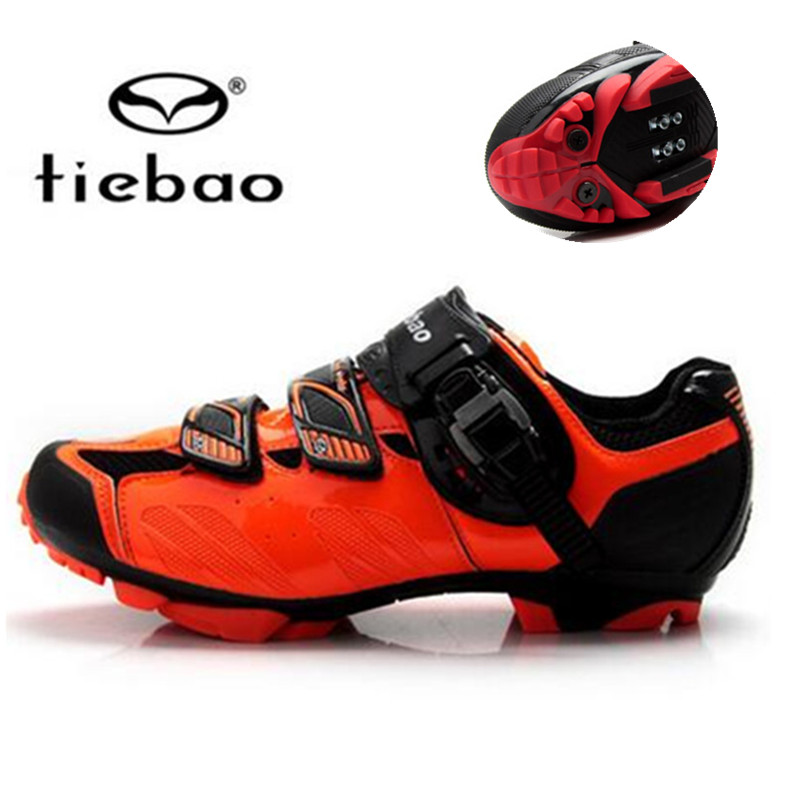 ФОТО Tiebao Cycling Shoes bicicleta mountain Athletic sapatilha ciclismo mtb Bike Shoes zapatillas ciclismo mtb men sneakers women