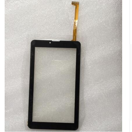New For 7 IRBIS TZ761 Tablet Capacitive touch screen panel Digitizer Glass Sensor Replacement Free Shipping black new for capacitive touch screen digitizer panel glass sensor 101056 07a v1 replacement 10 1 inch tablet free shipping