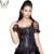 Entrenador cintura corsé bustiers corsets Sexy Lingerie overbust steampunk corsé ropa gótica burlesque corselet cintura trainer