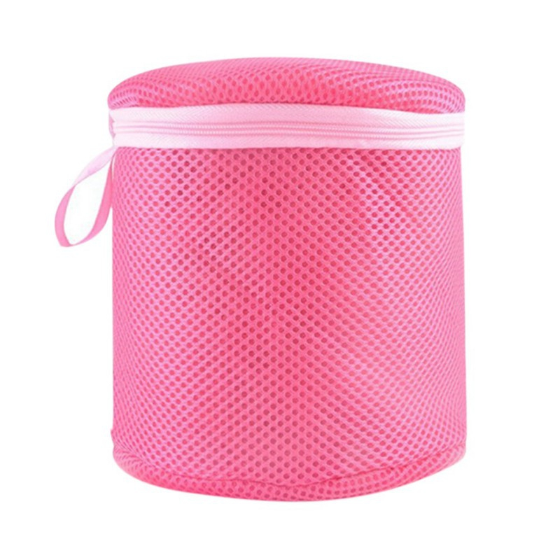 1 pcs Women Stockings Lingerie Bra Wash Protecting Wash Bag Mesh clean washer Practical Aid Laundry bag