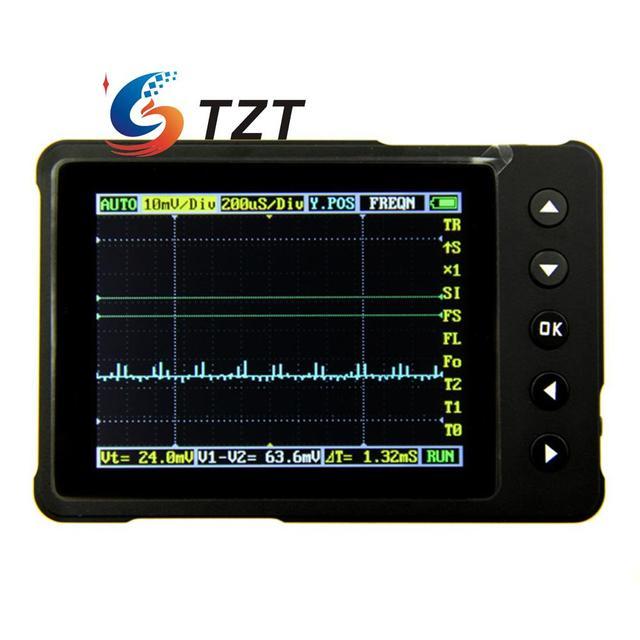 "DSO Nano V3 32bit Digital Storage Oscilloscope Signal Generator 200Khz Full Color 2.8"" TFT LCD Open Source"
