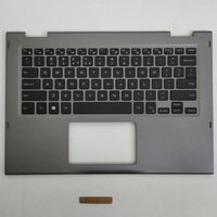 Free Shipping!!! 1PC New Laptop Cover Shell C Palmrest For Dell Inspiron 13MF 5379 P69G 5368 5378