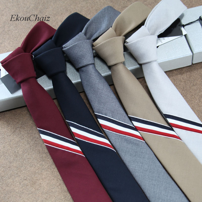 Neue Neutral Pajaritas Para Hombre Neck Krawatte Für Männer Rot Weiß Blau Twill Woven Mens Krawatten Studenten Leistung Party Gravata dünne