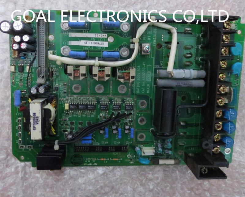 Inverter 616G5 or PC5 series 5.5kw and 7.5kw power board driver moderators board купить в Москве 2019