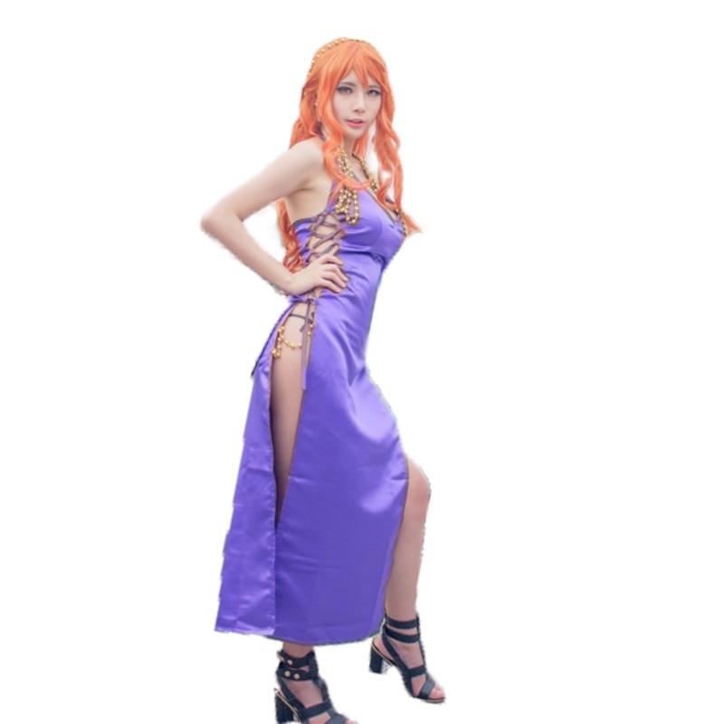 piece Nami costume one