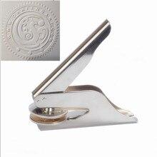 Progettare Il Proprio Embosser Bollo/Personalizzato Embosser Seal per Personalizzato/Da Sposa Sigillo