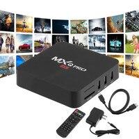 HOT PRO 1GB RAM 8GB ROM Quad Core Smart TV Box WiFi 4K Streaming Loaded Set