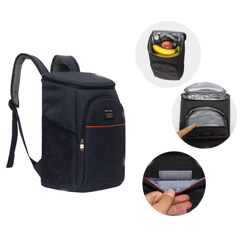 цена Mummy Diaper Bags Large Capacity Baby Care Nappy Breast Milk Bottle Insulated Bag Waterproof Portable Mommy Thermal Backpack