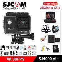 SJCAM SJ4000 AIR 4k WIFI Action Camera 1080P Full HD 4K 30fps WiFi Sport DV Mini camcorder pro yi 4k cam VS h9r sj8 sj6 camara