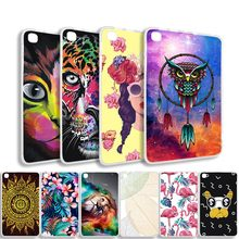 Painted Tablet Case for For Amazon Fire HD 10 7 8 8.9 Case Silicone HD10 HD7 HD8 2015 2017 HDX8.9 Paperwhite 1 2 3 Soft TPU Bags(China)