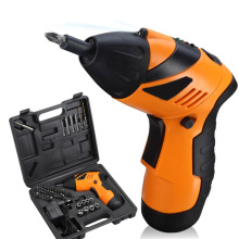 4.8V Electric Screwdriver Multi-function Rechargeable Electric Drill Multi-model Electric Screwdriver Set 45 In 1