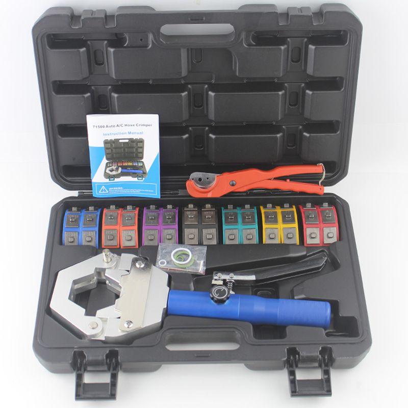 71500 Hydraulic Hose Crimper Auto A/C Hose Hydra-Crimper Crimping Tool Hydra-Krimp A/C hose crimping tool