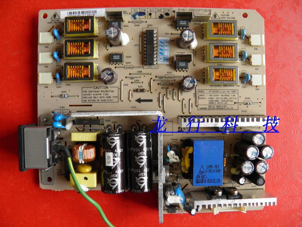 Free Shipping>Original Power IP-52125L 6871TPT261B high voltage power supply board one board-Original 100% Tested Working free shipping original d223 d223 pi 190dtlb5 wide power board power board 100