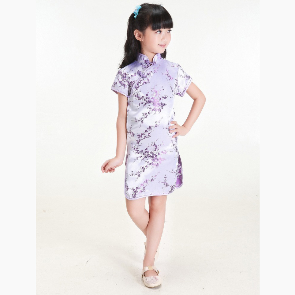 96e17089fb Lovely Red Baby Qipao Girl summer Dresses Kid Chinese Style chi pao  cheongsam New Year gift Children s Clothes 072302-in Cheongsams from  Novelty   Special ...