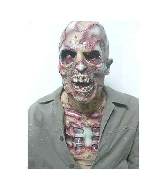 هالوين زي حفلة قناع الرعب من قناع غيبوبة تأثيري هالوين للرجال الكبار