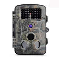 12MP 1080 p HD ゲームトレイル狩猟カメラ IP54 防水赤外線ナイトビジョン 42 ピース赤外線 Led スカウトカメラ