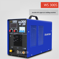 New Arrival WS 300S Portable Industrial Inverter With Single use Argon Arc Welding Machine 60W 380v 50Hz/60HZ 10 300A Hot Sale