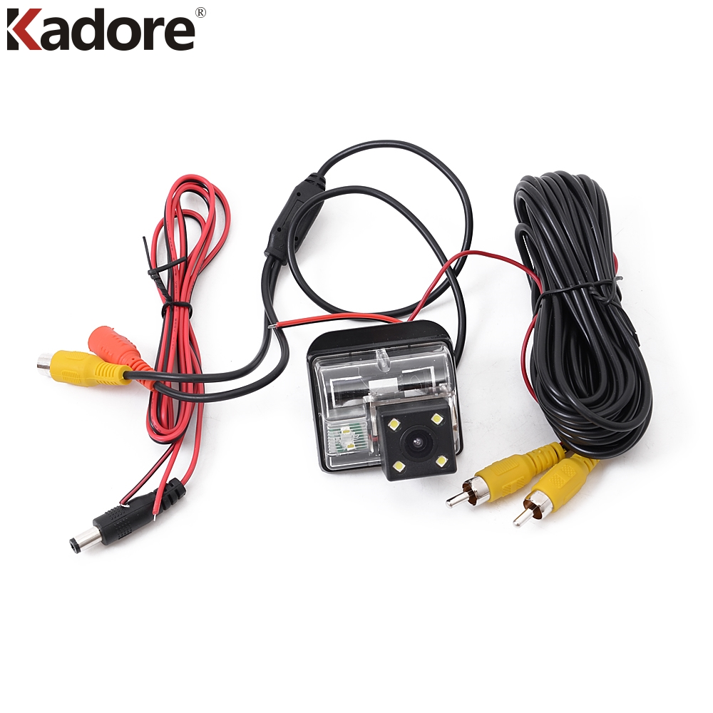 Car Accessories For Mazda 6 M6 Atenza 2002 2003 2004 2005-2008 Rear View Reversing Backup LED Camera Car Parking Assistant Kits