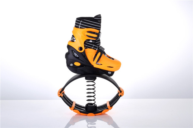 Brand New Roller Skate Bounce Shoes 2 in 1 kangaroo Jumping Shoes Kids Teenager Adults Outdoor Sports Fitness Shoe