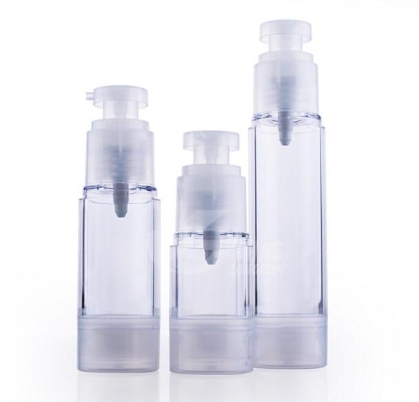 Φ_ΦCapacidad 50 ml 200 unids/lote transparente botellas de vacío ...
