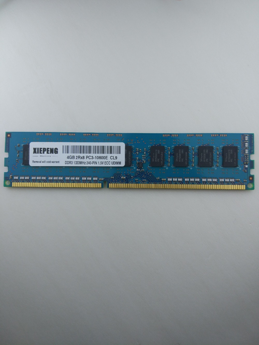 Server 16GB DDR3 1333MHz <font><b>RAM</b></font> 8GB 2Rx8 PC3-10600 <font><b>4GB</b></font> REG ECC for <font><b>HP</b></font> ProLiant BL465c G7 SL170s G6 SL390s G7 SL165s G7 Registered image