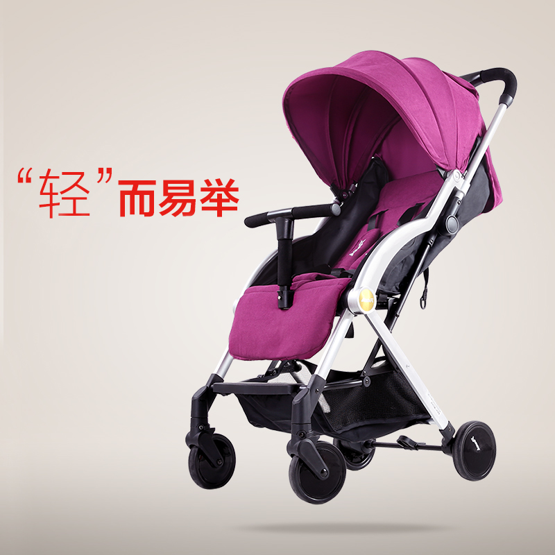 Pouch baby trolley is super lightweight, can sit, lie down, portable umbrella car, folding baby carriage, child trolley.Pouch baby trolley is super lightweight, can sit, lie down, portable umbrella car, folding baby carriage, child trolley.