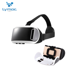 ใหม่VRกล่อง4.0โทรศัพท์VRแว่นตา3Dที่สมจริงหมวกกันน็อคแว่นตาเสมือนจริงส่วนตัว3D IMAXโรงภาพยนตร์สำหรับ4.7 ~ 6นิ้วโทรศัพท์