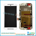 for Motorola MOTO G2 XT1063 XT1068 XT1069 LCD display with touch screen digitizer with frame bezel assembly full sets