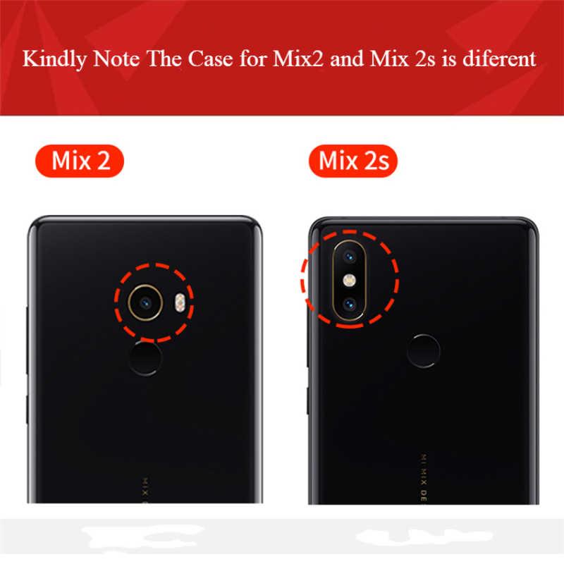 Оригинальный чехол MOFI для Xiaomi mi Mix 2 чехол Защитный чехол для mi x2 5,99 дюймов Fundas Cas PU кожаный экран для Xiaomi mi x 2S